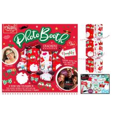 Photo Booth Game Crackers 6 Pack - RSW