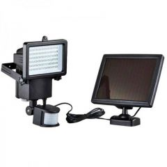Smart Solar Super Bright Pir Millennium Floodlight - 1000 Lumens