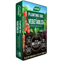 Westland Bio Life Planting Soil For Vegetables 40L