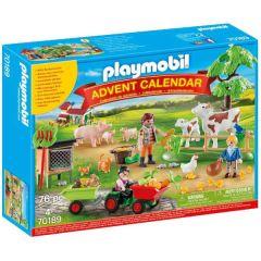 Playmobil Farm Advent Calendar