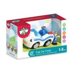 Cop Car Cody - WOW Toys