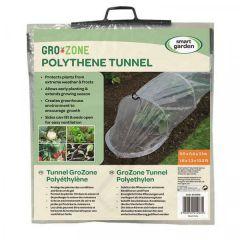 3m GroZone Tunnel - Polythene  - Smart Garden