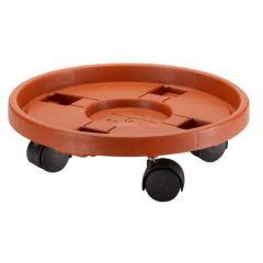 Pot Caddy 29cm Tan - Smart Garden