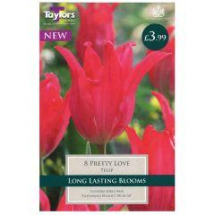 Tulip Pretty Love  - Taylor's Bulbs