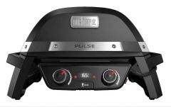 Weber® Pulse 2000 with Cart - Black