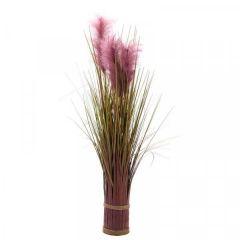 Faux Bouquet - Purple Pampas 70 cm - Smart Garden