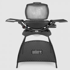 Weber Q 2000 Gas BBQ with Stand