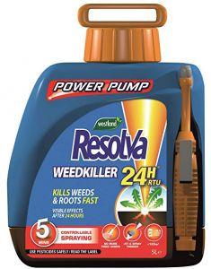 Resolva 24h Weedkiller Power Pump - 5L