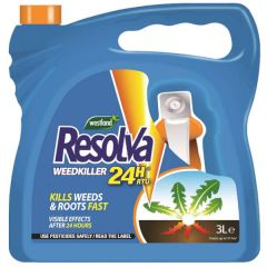 Westland Resolva 24H Ready to Use Weed Killer 3L + 20% Extra Free