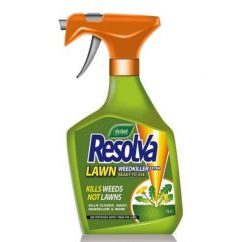 Westland Resolva Lawn Weed Killer Extra - Ready to Use - 1L