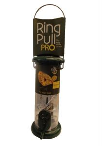 Ring Pull Pro Small Seed Feeder - Jacobi & Jayne