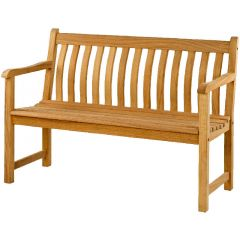 Alexander Rose Roble Wood 4ft Broadfield Bench