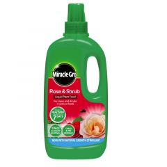 Miracle-Gro Rose and Shrub Concentrate 1l