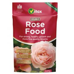 Organic Rose Food (Pouch) - 0.9kg