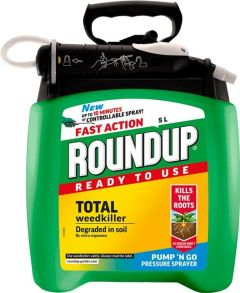 Roundup Fast Action Pump N Go - 5L