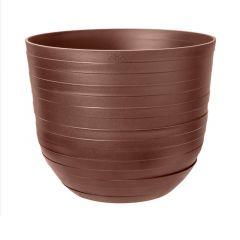 Elho Fuente Rings Round 30cm - Rusty Brown