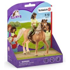 Schleich Horse Club Sarah and Mystery
