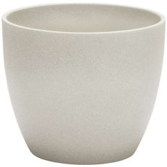 Scheurich Cover-Pot Taupe Stone 920/16