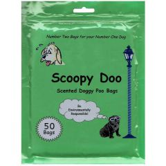 Scoopy Doo Poo Bags 50 Pack