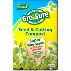 Gro-Sure® Seed & Cutting Compost - 30L