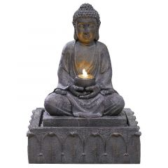 Kelkay Serenity Water Feature Including LEDs