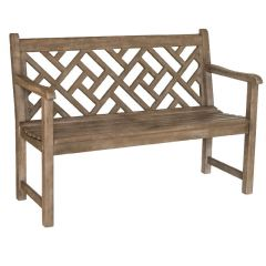 Sherwood Acacia Chorus 4ft Bench