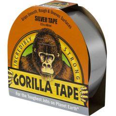 Gorilla Tape Silver 32m - Gorilla Glue