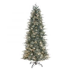 Puleo 6.5ft Asheville Fir Slim Pre-lit
