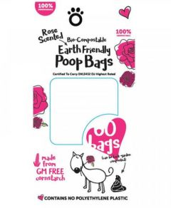 Bio-Compostable Poop Bags 120 Pack - Smart Garden