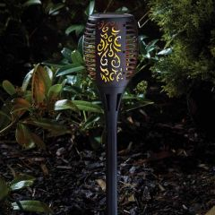 Smart Solar Cool Flame Torch