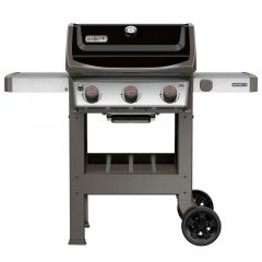 Weber Spirit II E-310 GBS Gas Barbecue - Black
