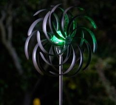 Spiro Illuminated Wind Spinner