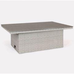 Kettler Palma Standard Corner Set With Slat Top Table