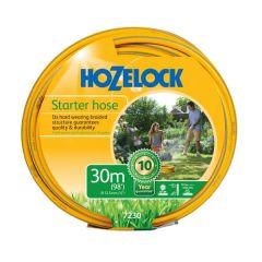 Hozelock 30m Starter Hose & Fittings Set