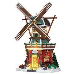 Lemax Stony Brook Windmill