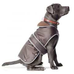 Ancol Stormguard Dog Coat Chocolate - Extra Small