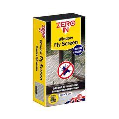 Zero In Window Fly Screen