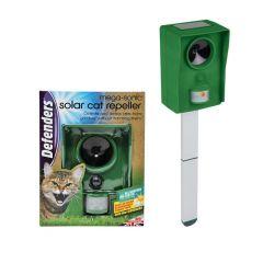 Defenders Mega-Sonic® Solar Cat Repeller