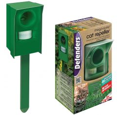 Mega-Sonic Cat Repeller - STV International
