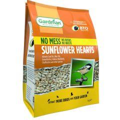 Gardman Sunflower Hearts 1kg