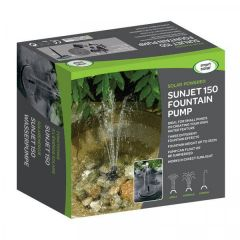 Sunjet 150 Water Pump - Smart Garden