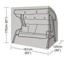 2 Seater Hammock Cover - Worth Gardening