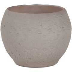 Scheurich Taupe Stone Pot Cover 752/20