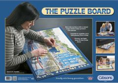 The Puzzle Board - Gibsons
