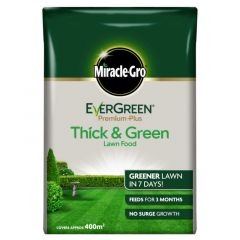 Miracle-Gro Premium+ Lawn Food 400m2