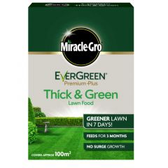 Miracle-Gro Premium+ Lawn Food 100m2