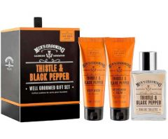 Thistle Well Groomed Gift Set - Scottish Fine Soaps