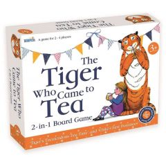 The Tiger Who Came to Tea 2-in-1 Board Game