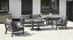 Norfolk Leisure - Timber Lounge Set