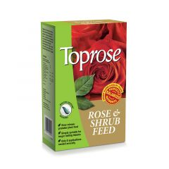 Toprose Rose & Shrub Feed 1kg